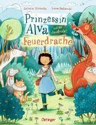 Cover-Bild zu Prinzessin Alva und der hustende Feuerdrache von Michaelis, Antonia