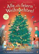 Cover-Bild zu Alle, alle feiern Weihnachten! von Herzog, Annette