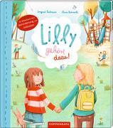 Cover-Bild zu Lilly gehört dazu! von Partmann, Irmgard