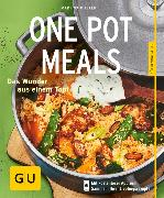 Cover-Bild zu One Pot Meals (eBook) von Kittler, Martina