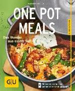 Cover-Bild zu One Pot Meals von Kittler, Martina