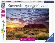 Cover-Bild zu Ayers Rock in Australien