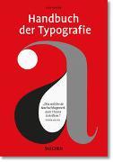 Cover-Bild zu Handbuch der Typografie