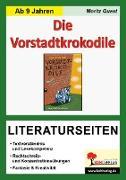 Cover-Bild zu Die Vorstadtkrokodile / Literaturseiten