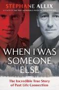 Cover-Bild zu Allix, Stéphane: When I Was Someone Else (eBook)