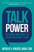 Cover-Bild zu Rogers, Natalie H.: Talk Power (eBook)