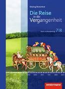 Cover-Bild zu Die Reise in die Vergangenheit / Die Reise in die Vergangenheit - Ausgabe 2017 für Berlin und Brandenburg