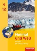 Cover-Bild zu Heimat und Welt / Heimat und Welt - Ausgabe 2016 für SI in Berlin und Brandenburg