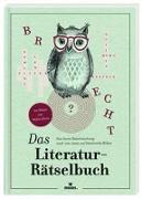 Cover-Bild zu Das Literatur-Rätselbuch