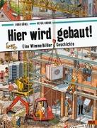 Cover-Bild zu Hier wird gebaut! von Göbel, Doro