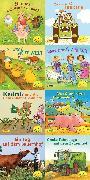 Cover-Bild zu Pixi besucht den Bauernhof