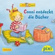 Cover-Bild zu Conni entdeckt die Bücher von Schneider, Liane