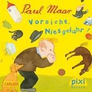 Cover-Bild zu Vorsicht, Niesgefahr! von Maar, Paul