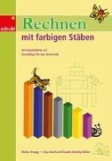 Cover-Bild zu Rechnen mit farbigen Stäben von Rüegg, Walter