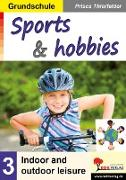 Cover-Bild zu Sports & hobbies / Grundschule (eBook) von Thierfelder, Prisca