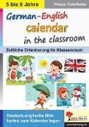 Cover-Bild zu German-English calendar in the classroom (eBook) von Thierfelder, Prisca