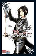 Cover-Bild zu Black Butler, Band 01 von Toboso, Yana