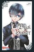 Cover-Bild zu Black Butler, Band 18 von Toboso, Yana