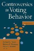 Cover-Bild zu Controversies in Voting Behavior von Niemi, Richard G. (Hrsg.)
