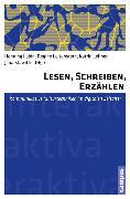 Cover-Bild zu Lesen, Schreiben, Erzählen (eBook) von Breidbach, Olaf (Beitr.)