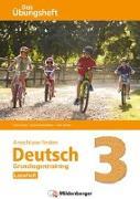 Cover-Bild zu Anschluss finden / Deutsch 3 - Das Übungsheft - Grundlagentraining: Leseheft von Kresse, Tina