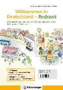 Cover-Bild zu Willkommen in Deutschland - Redezeit von Kresse, Tina