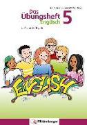 Cover-Bild zu Das Übungsheft Englisch 5 von Kresse, Tina