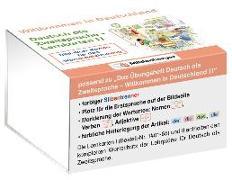 Cover-Bild zu Willkommen in Deutschland - Lernkarten Deutsch als Zweitsprache II von Kresse, Tina