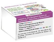 Cover-Bild zu Willkommen in Deutschland - Deutsch als Zweitsprache - Lernkarten I von Kresse, Tina