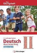 Cover-Bild zu Anschluss finden / Deutsch - Das Übungsheft - Vorkurs Teil II von Kresse, Tina