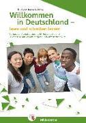 Cover-Bild zu Willkommen in Deutschland - lesen und schreiben lernen für Jugendliche, Alphabetisierungskurs von Kresse, Tina