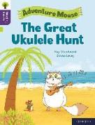 Cover-Bild zu Woodward, Kay: Oxford Reading Tree Word Sparks: Level 11: The Great Ukulele Hunt