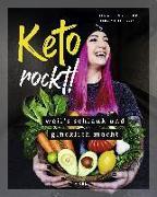 Cover-Bild zu Keto rockt! von Stricker, Dinah