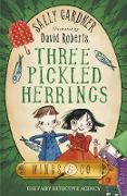 Cover-Bild zu Three Pickled Herrings (eBook) von Gardner, Sally
