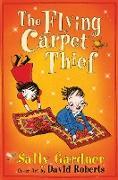 Cover-Bild zu The Flying Carpet Thief (eBook) von Gardner, Sally
