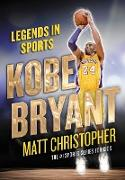 Cover-Bild zu Christopher, Matt: Kobe Bryant (eBook)