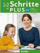 Cover-Bild zu Schritte plus Neu 1+2 A1 Kursbuch von Niebisch, Daniela
