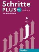 Cover-Bild zu Schritte plus Neu 5. Lehrerhandbuch von Kalender, Susanne
