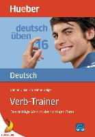 Cover-Bild zu Verb-Trainer (eBook) von Dinsel, Sabine