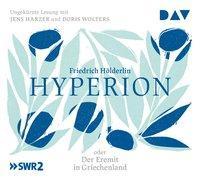 Cover-Bild zu Hyperion oder Der Eremit in Griechenland von Hölderlin, Friedrich