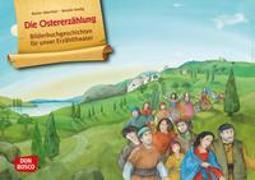 Cover-Bild zu Die Ostererzählung. Kamishibai Bildkartenset von Oberthür, Rainer