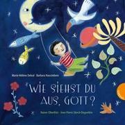 Cover-Bild zu Wie siehst du aus, Gott? von Delval, Marie-Hélène