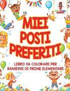 Cover-Bild zu Miei Posti Preferiti von Coloring Bandit