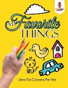 Cover-Bild zu My Favorite Things von Coloring Bandit