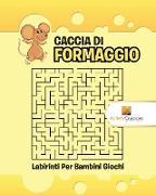 Cover-Bild zu Caccia Di Formaggio von Activity Crusades