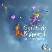 Cover-Bild zu genitori von Zanello, Elisabetta