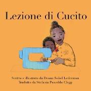 Cover-Bild zu Lezione Di Cucito von Sobel Lederman, Deana