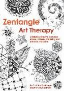 Cover-Bild zu Zentangle(R) Art Therapy von Lothrop, Anya