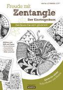 Cover-Bild zu Freude mit Zentangle® - Der Einsteigerkurs von Lothrop, Anya