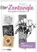 Cover-Bild zu Zentangle - Die große Kollektion von Lothrop, Anya